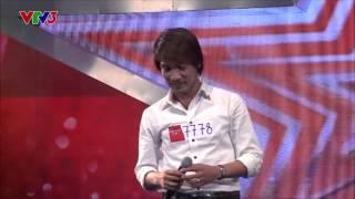 Vietnam's Got Talent 2014 - Anh chàng cắt tóc, Hát - TẬP 03 - Từ Như Tài