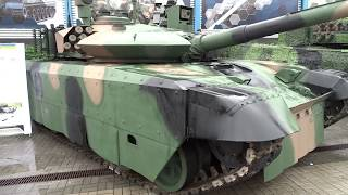 Глибока модернізація Т-72. українсько-польский танк пт-17