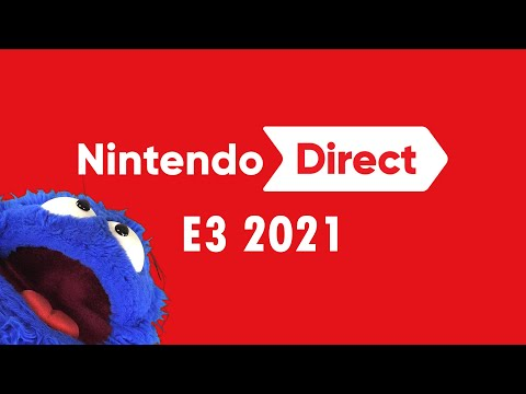 Nintendo Direct E3 2021 | Live Reaction and Commentary