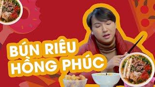 """BÚN RIÊU HỒNG PHÚC """"TỦ"""" CỦA EATENBYLONG!? [LONG ĐỚP GÌ EP.2]"""