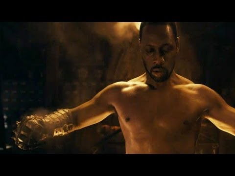 'The Man with the Iron Fists' Trailer HD