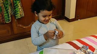 BABY SCREAMING I FUNNY BABYSITTING FAILS I NASHWA I KID MANNER FAILS
