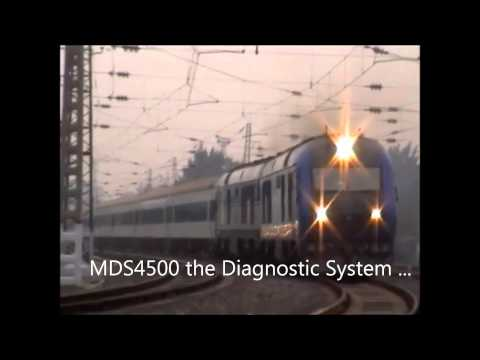 MDS4500 - Efficiency (Railway Application)