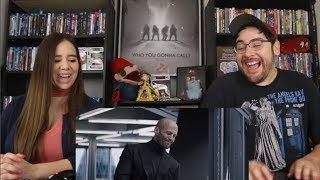 Hobbs & Shaw - Official Trailer Reaction / Review