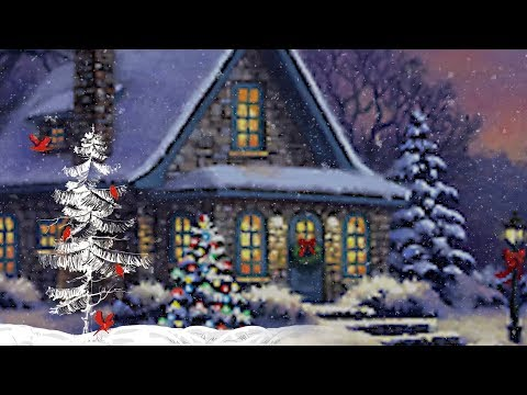 Christmas Peaceful Music, Christmas Traditional Music