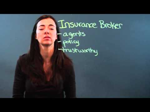 Insurance Broker Job Description