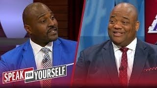 Whitlock & Wiley discuss if Luke Walton is in danger of losing his job | NBA | SPEAK FOR YOURSELF