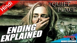 A Quiet Place Movie Ending Explained In Hindi