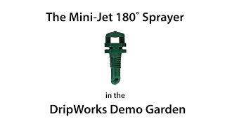 Mini Jet 180 Sprayer