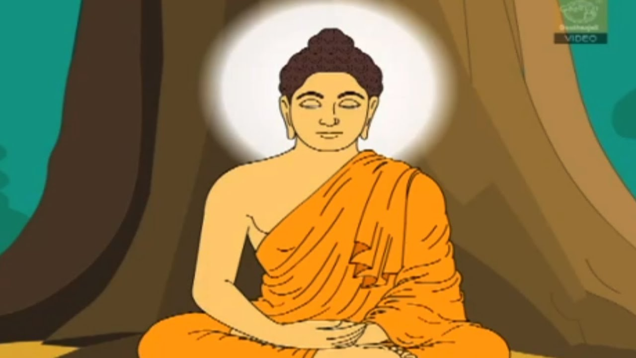 Lord Buddha - Animation Film - The Power of Life - YouTube