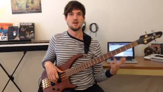 Sweep Arpegios For Bass