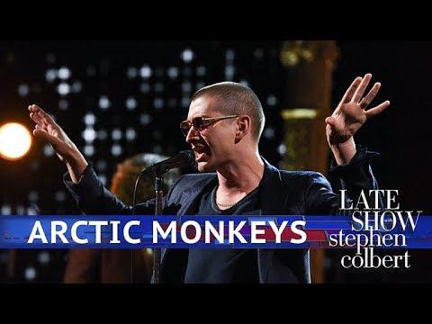 Arctic Monkeys Perform 'The Ultracheese'