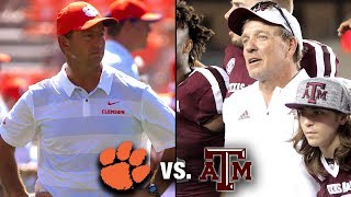 Clemson vs. Texas A&M Preview: A Road Test For The Tigers