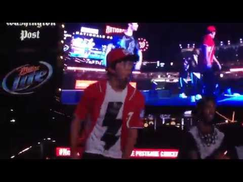 Baixar Austin Mahone What About Love - NatsLive Concert, Washington DC 7/19/14