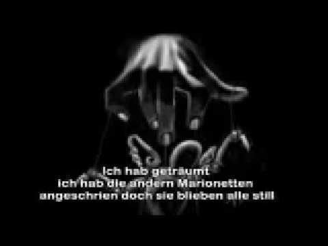 Marionettenlied - Arno Nümer