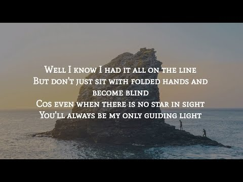 Mumford & Sons - Guiding Light (Lyrics)