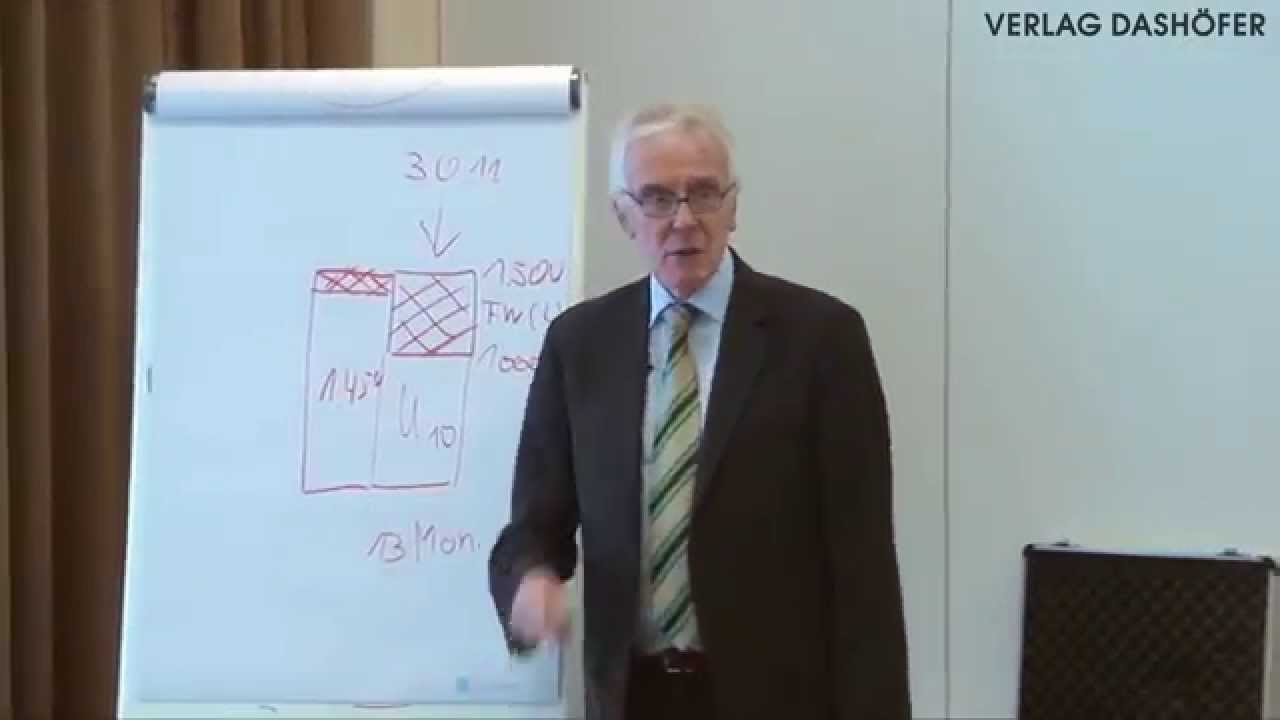 Video zum Seminar Konzernrechnungslegung aktuell (nach DRS / HGB neu / BilRUG)