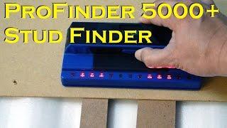 Pro Finder 5000+ Professional Stud Finder