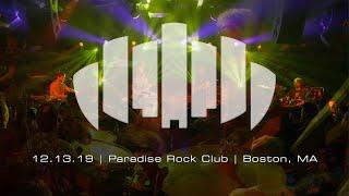 Dopapod   12.13.19   Paradise Rock Club   Boston, MA   Complete Show