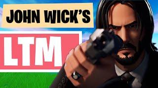 JOHN WICK'S LTM IS CRAZY Fortnite Funny & WTF Moments #15