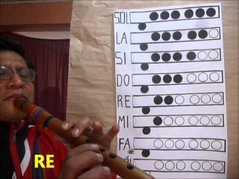 DIDÁCTICA DE LA QUENA 2-ESCALA SOLmayor-TUTORIAL 18