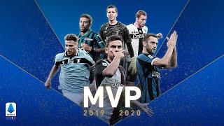 MVPs of the 2019/20 Season | Dybala, Gomez, Szczesny, Immobile, De Vrij, Kulusevski | Serie A TIM