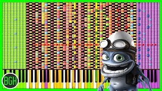 IMPOSSIBLE REMIX - Axel F / Crazy Frog