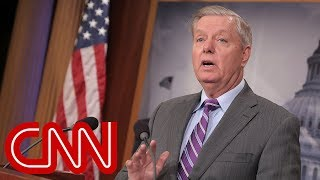 Lindsey Graham changes tune on Trump