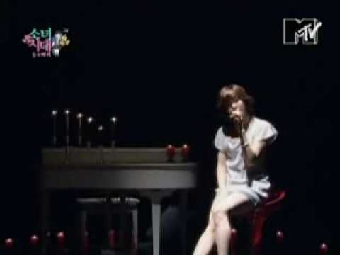 Tiffany (SNSD) Special Stage - We Belong Together