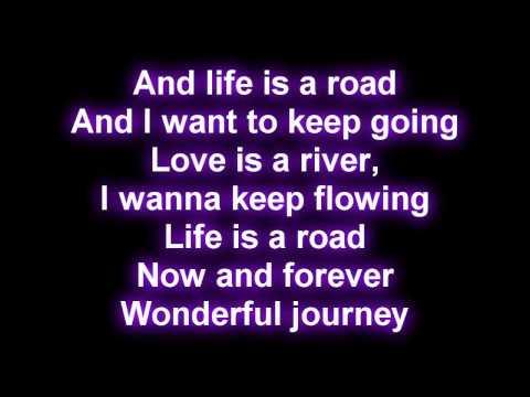 Richard Marx & Donna Lewis - At The Beginning (lyrics)