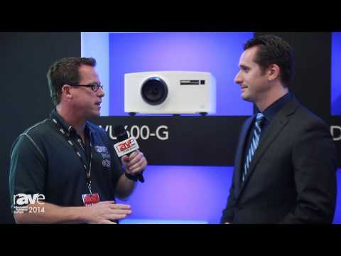 ISE 2014: Curtis Lingard Shows rAVe the Christie G Series