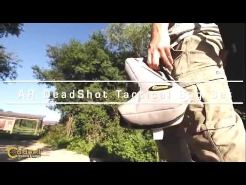 AR DeadShot Tactical Bag Set
