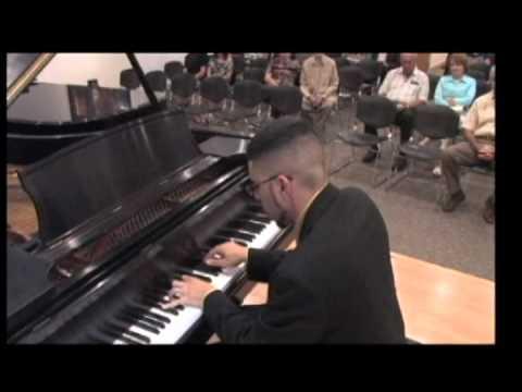! Oh, Que Amigo nos es Cristo ! Piano Concierto by Gilbert J. Macias