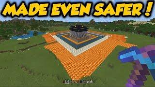 I Broke Into Minecraft's Safest House... To Make It Safer!