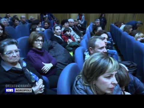 AGROPOLI CONCERTO DI NATALE SCUOLA GINO ROSSI VAIRO