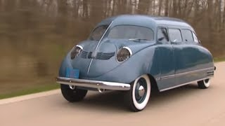 World's First Minivan - The Stout Scarab