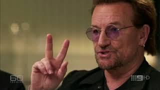 U2 Interview - 60 Minutes Australia November 2017
