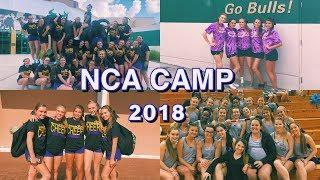 ♡ NCA CHEER CAMP 2018 | VLOG