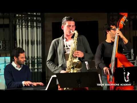 Profesores al Aula de Jazz (3), Teror Saxophone Academy 2013