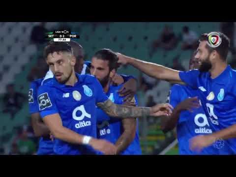 V. Setúbal 0 - 2 FC Porto (Liga 18/19)