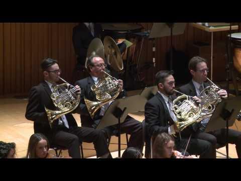 Simfonia núm. 9 del Nou Món ORQUESTRA SIMFÒNICA DE LA SMI SANTA CECÍLIA DE CULLERA