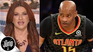 Vince Carter is 'half-man, all amazing' – Rachel Nichols | The Jump