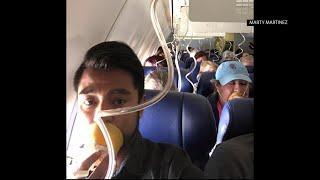 Passenger Livestreamed Video To Say Good-bye