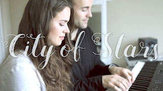 City of Stars (Piano Duet) - La La Land || Kenzie Nimmo feat. Harris Heller