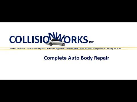 Collision Works Inc Shop Profile