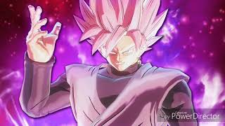Creepypasta Dragon Ball Xenoverse 2: Goku Black