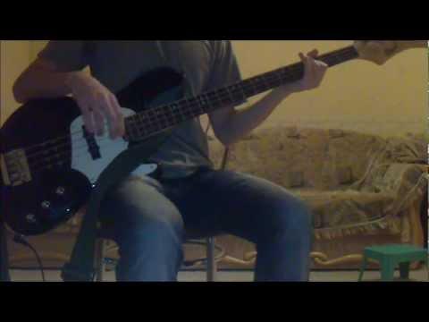 Порт 812 - Последний День На Земле (Bass Cover)