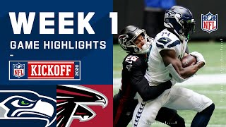 Seahawks vs. Falcons Week 1 Highlights | NFL 2020