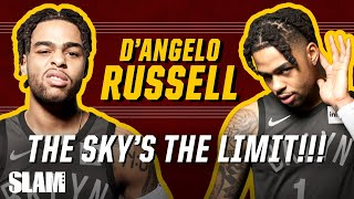 D'Angelo Russell's BUILT FOR THIS: D-Lo's Having a Career Year | SLAM Cover Shoots