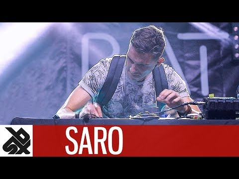 SARO | DOO |Live at World Beatbox Camp 2017 | WBC X FPDC